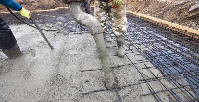 Épaisseur dalle béton