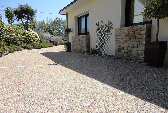 Comment faire une dalle béton pour terrasse?