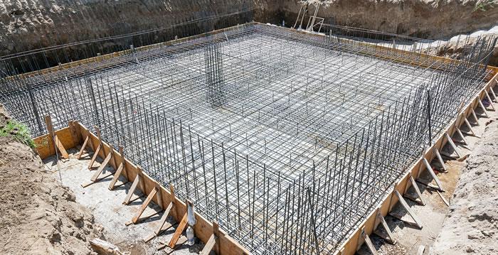 COmment faire le ferreilage de fondation de la maison