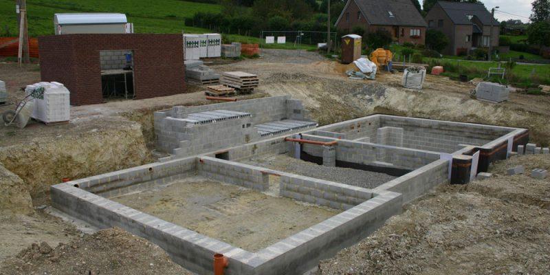 Comment construire un radier de fondation?