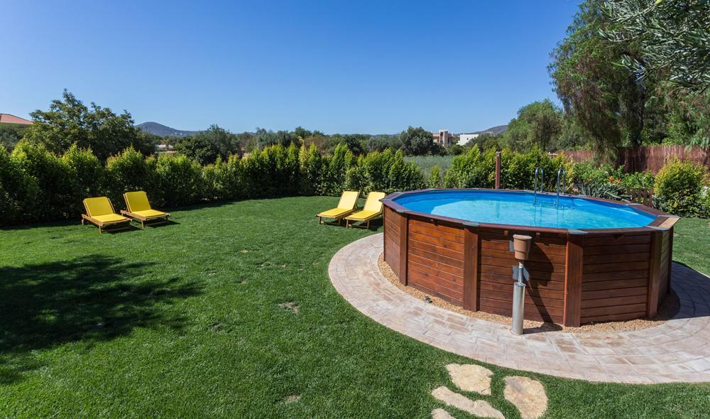 dalle béton pour piscine